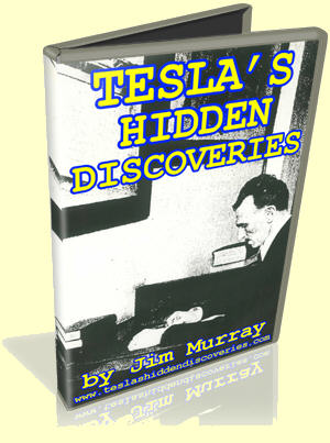 Teslas Hidden Discoveries by Jim Murray